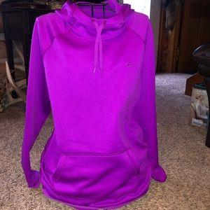 Nike hoodie // size Large